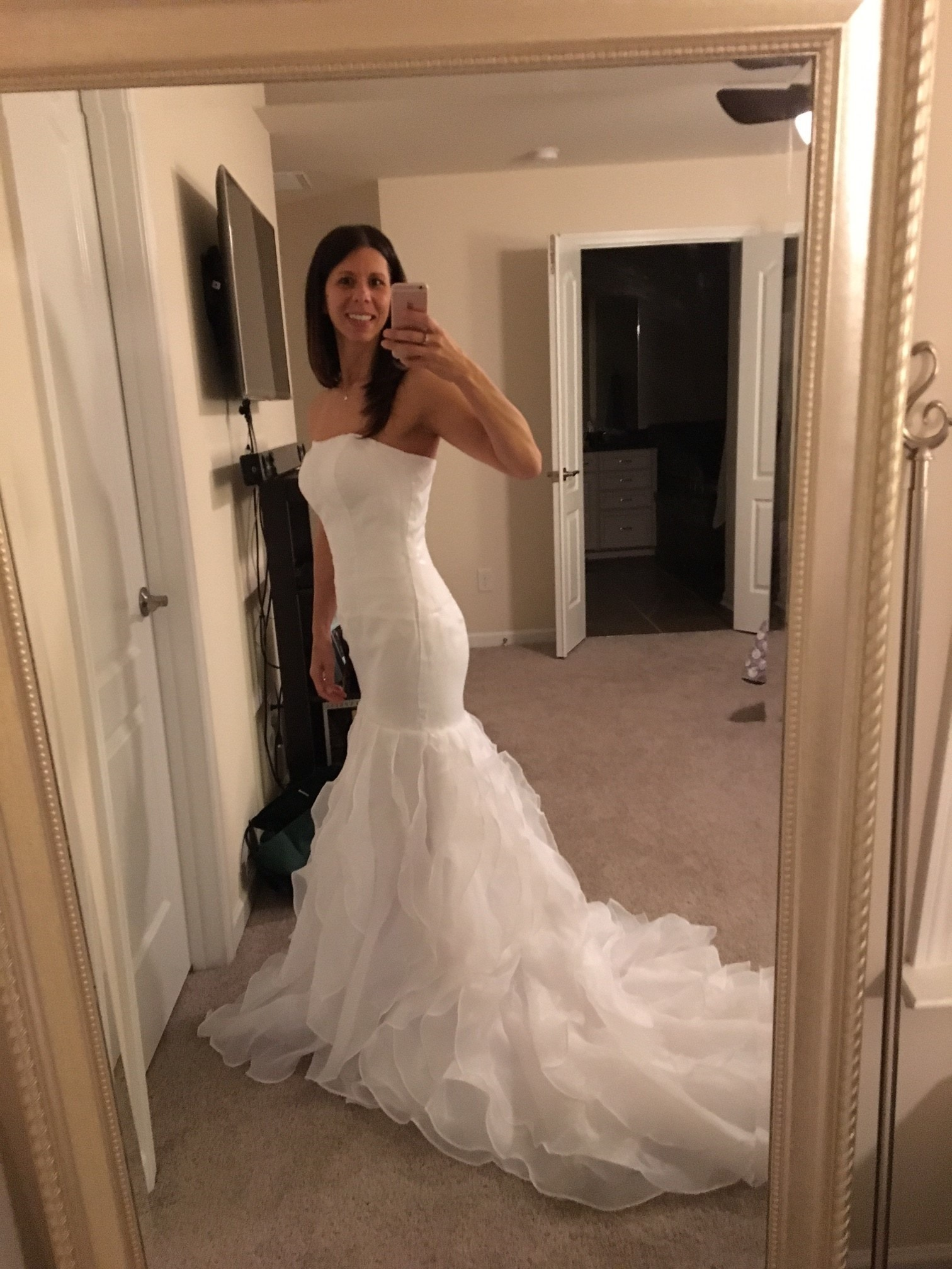 Straps Wedding Dresses 2017 For Sale Online - Ericdress.com