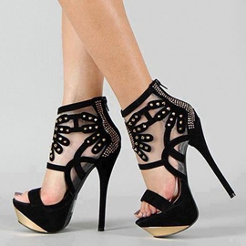 Ericdress Fashion Sexy High Heels Sandals