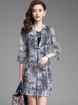 Ericdress Elegant Casual Dress Leisure Suit