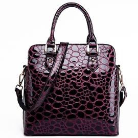 Ericdress Water Bubble Pattern Handbag