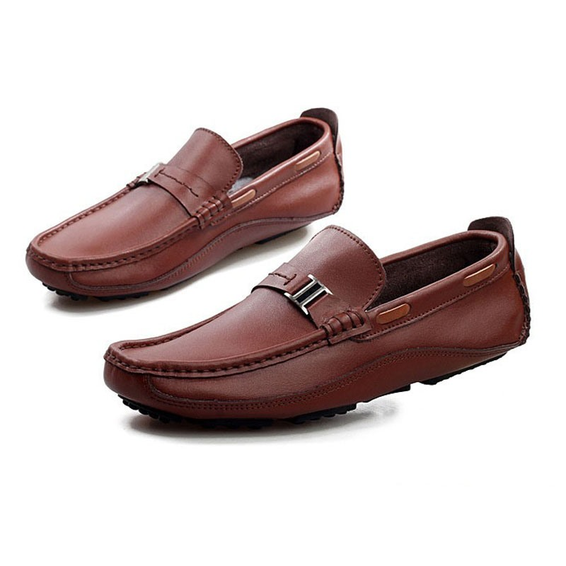 Ericdress Korean Comfortable Moccasin-Gommino