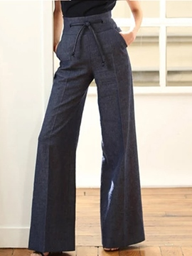 Ericdress Formal Flare Pants