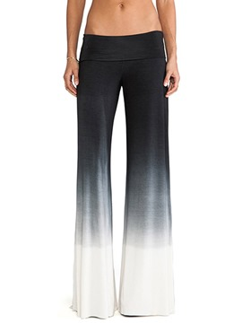 Ericrdess Gradient Wide Legs Pants