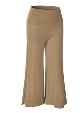 Ericdress Casual Loose Wide Legs Pants