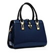 Ericdress Vintage Solid Color Cross Handbag