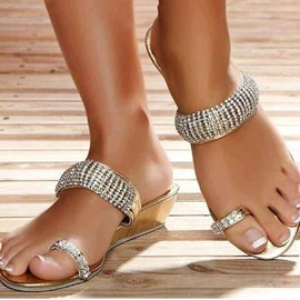 d9c9b96bb3386 Fashion Sexy Cheap Flat Sandals for Women Online - Ericdress.com