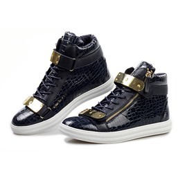 Ericdress Punk Metal Men's Sneakers