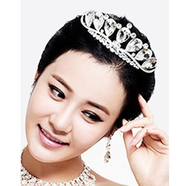 Ericdress Charming Crystal Alloy Wedding Tiara