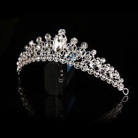 Ericdress Cheap Rhinestone Alloy Tiara