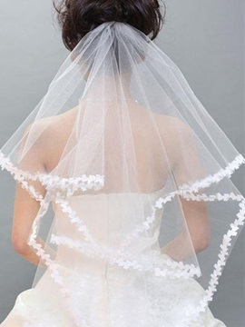 Beautiful Elbow Wedding Veil