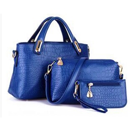 Ericdress Vogue Embossed Handbags(3 Bags)