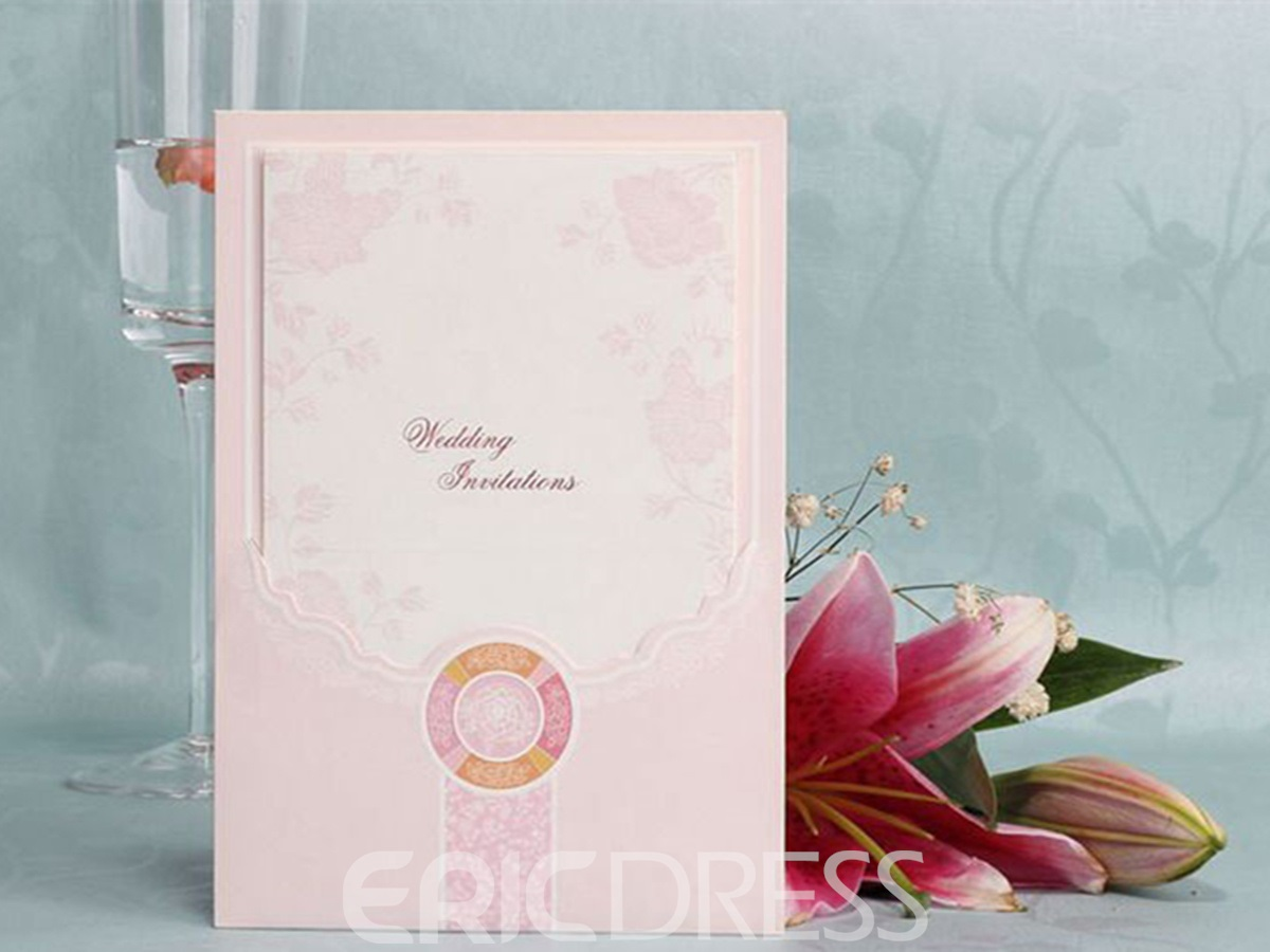 Printing Wedding Invitation (20 Pieces One Set)