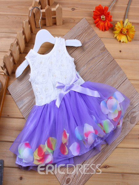 Ericdress Ball Gown Girls Dress