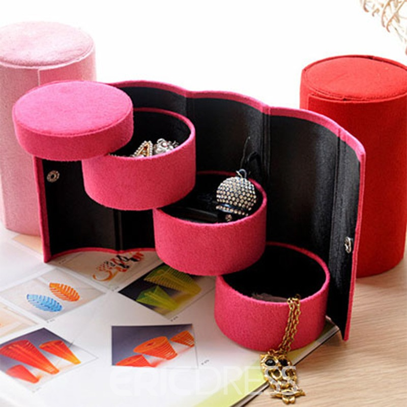 Simple Romantic Special Jewelry Boxes