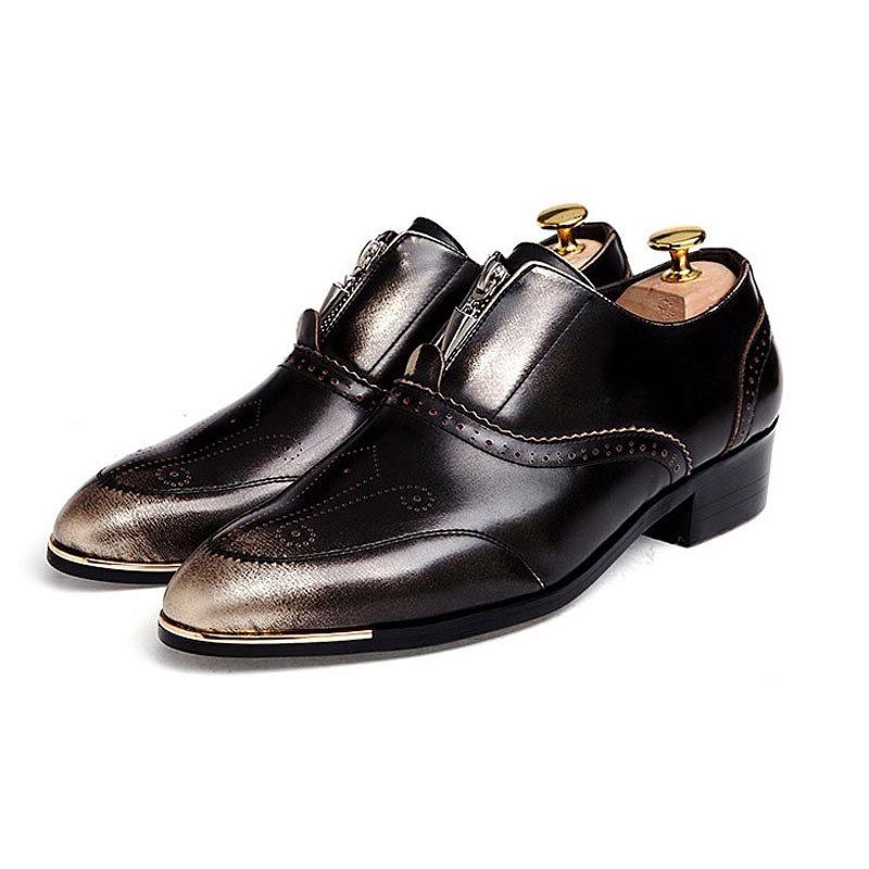 Ericdress Retro Brush Off Men's Brogues