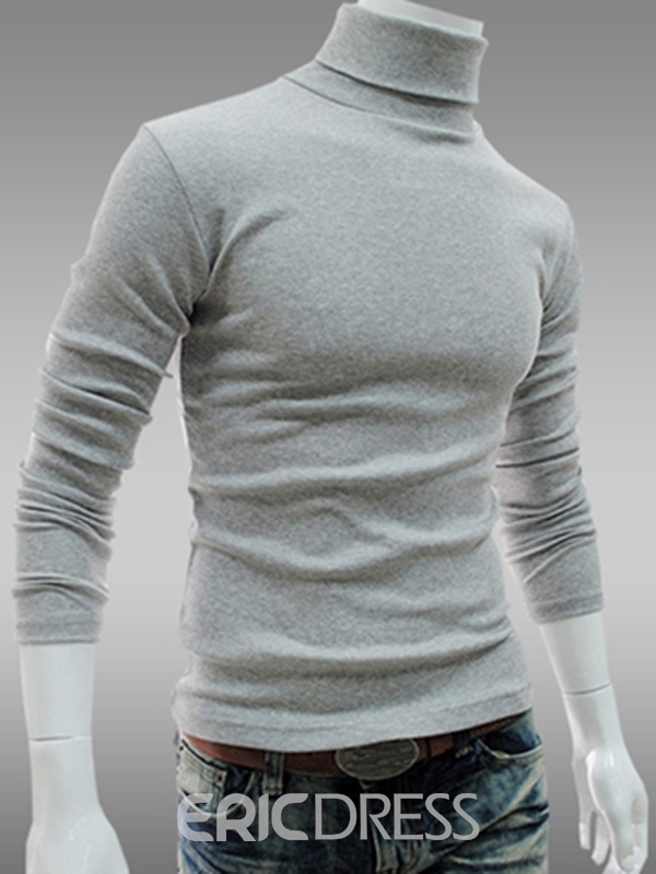 Stand Collar Long Sleeve Knitwear