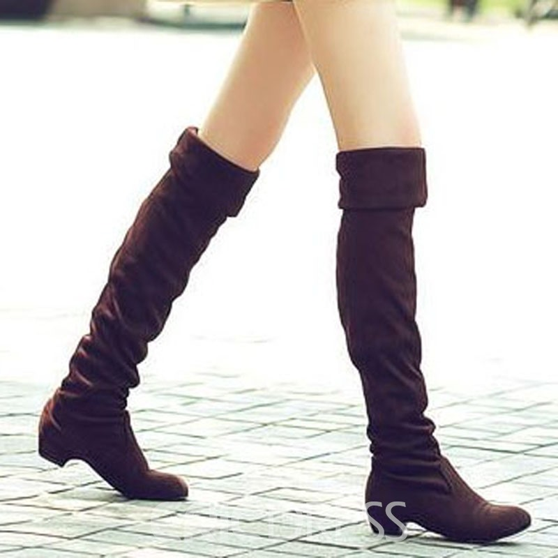 Ericdress Hot Knee High Boots