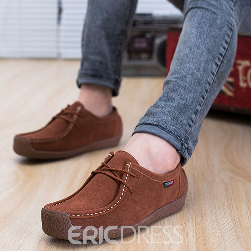 Ericdress Low Cut Casual chaussures