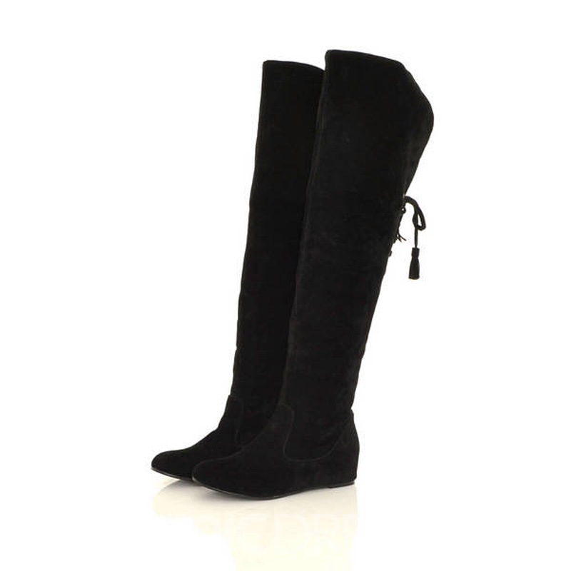 European Style Fashion Knee High Boots