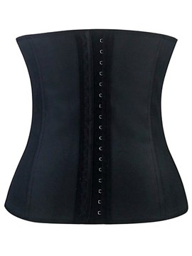 Ericdress Plain Simple Waist Training Corset