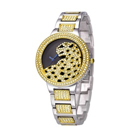 Ericdress All Match Diamante Waterproof Women's Watch