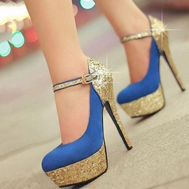 Ericdress exquis Color Block Prom Shoes