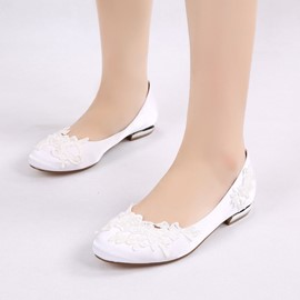 Ericdress Round Toe Plain Wedding Shoes