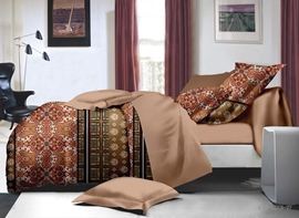 Vivilinen Intelligent Design Noble Polyester 4-Piece Duvet Cover Sets
