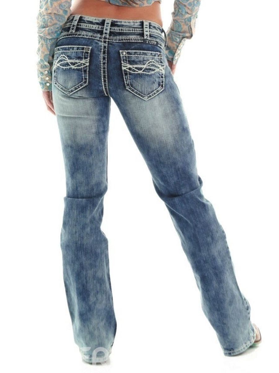 Ericdress Loose Women's Jeans