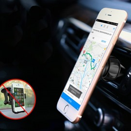 Ericdress Car Air Vent Pop Sockets Expanding Grip Mount Phone Socket for Apple Samsung