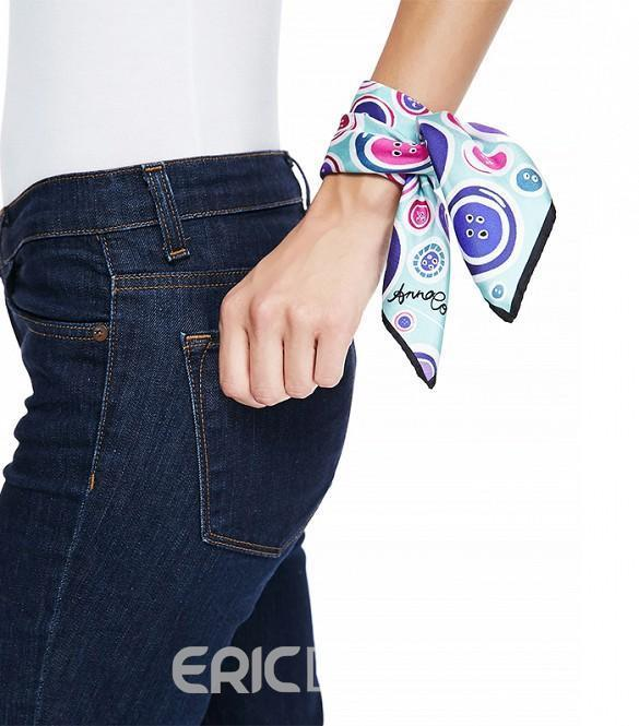 Ericdress Pentagram Colour Bag Scarf Belt For Women