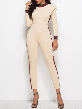 Ericdress Skinny Ankle Length Women's Jumpsuit