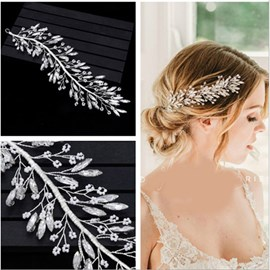 Ericdress Leaf Wedding Hair Accessories Flowers
