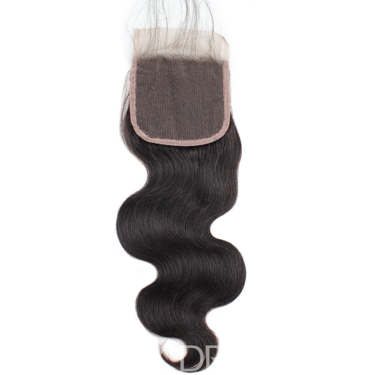 Ericdress Brazilian Body Wave Hair Bundles Virgin Human Hair Extensions + Lace Closure