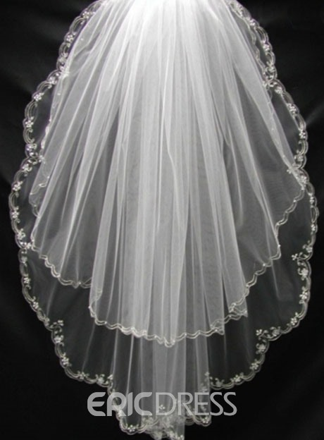 Ericdress Cheap Tulle Wedding Veil