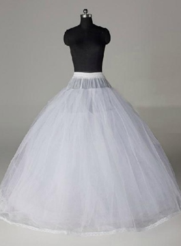 High Quality Gauza Wedding Petticoat