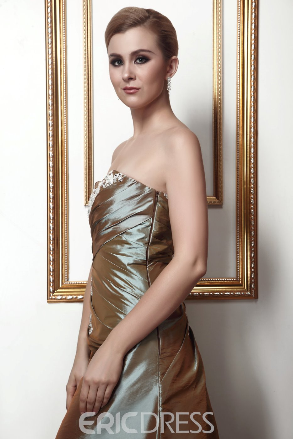 Charming A-Line Sweetheart Neckline Floor-length Alina's Mother of the Bride Dress With Jacket/Shawl