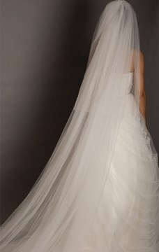 Ericdress Wedding Veil Cathedral Veils