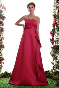 Special A-Line Strapless Empire Waist Formal Nastya's Bridesmaid Dress