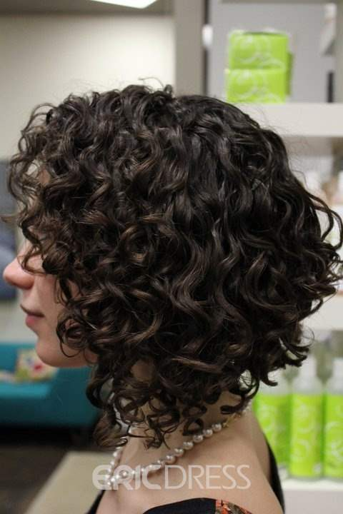 Ericdress Curly Clip in Extension 100% Human Hair