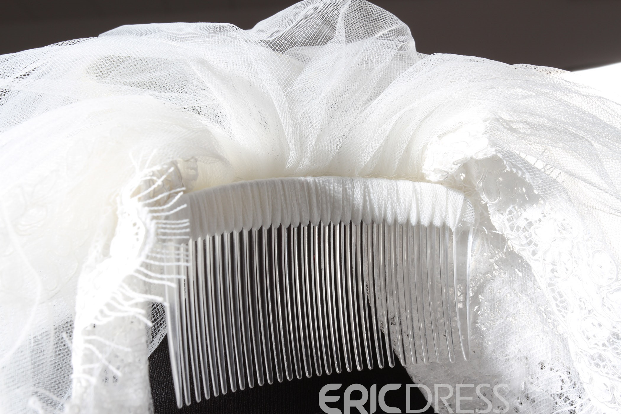 Ericdress Charming Two Layers Wedding Veil