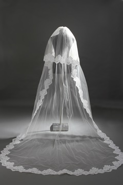 Ericdress Beautiful Long Wedding Veil