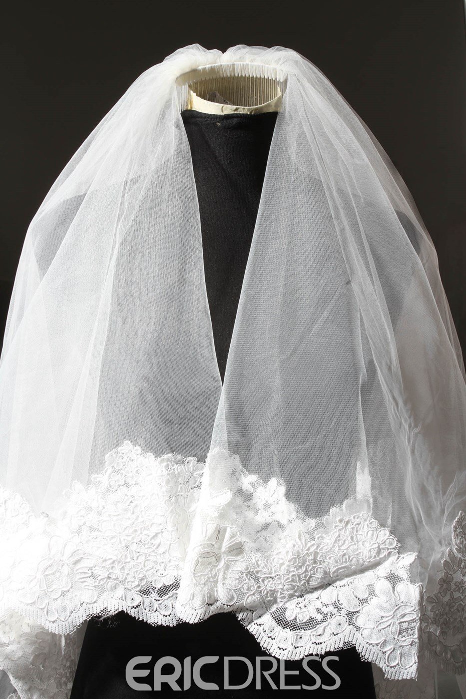 Ericdress Beautiful Long Cathedral Wedding Veil