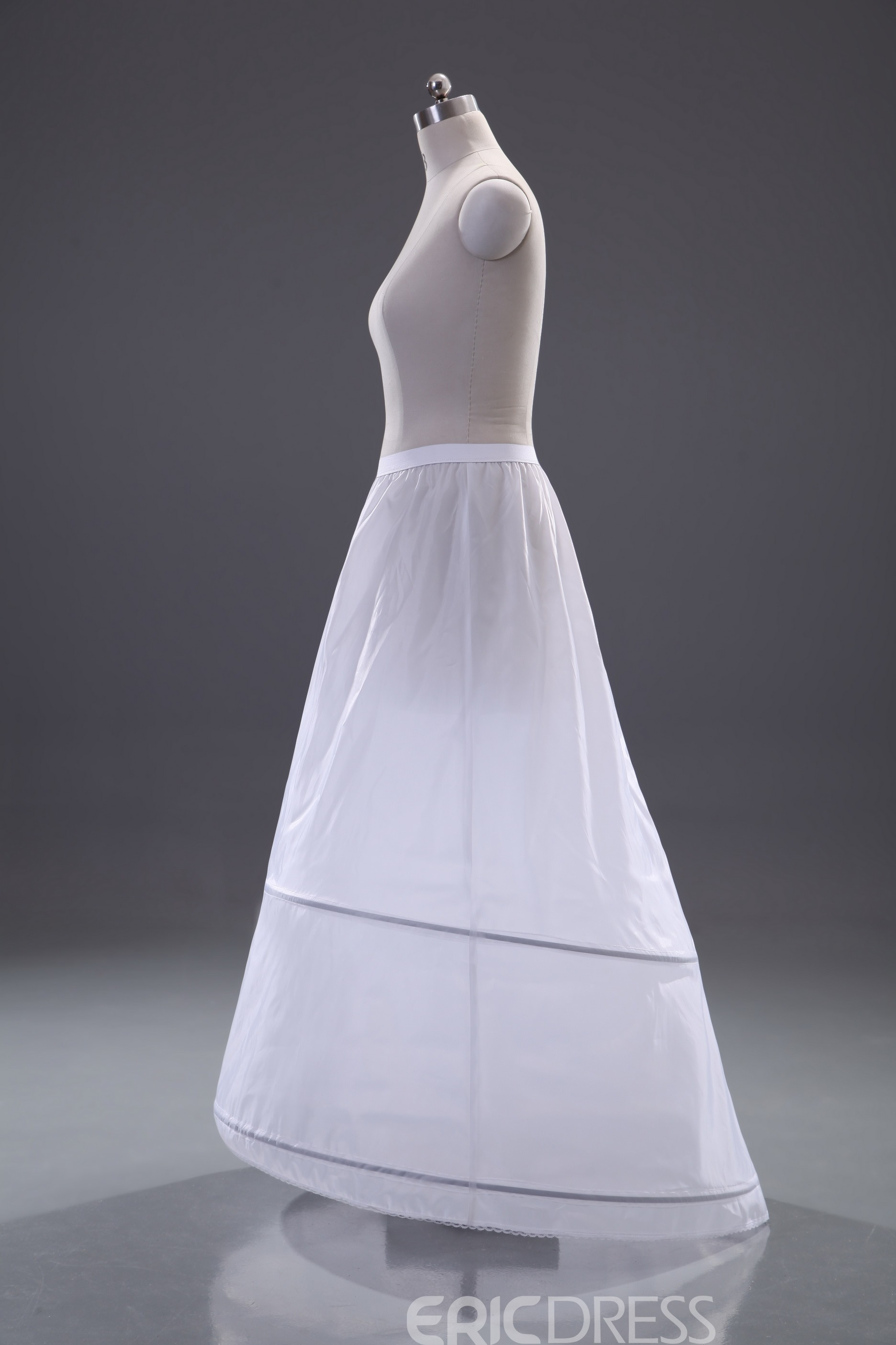 Noble A-Line Sweep Train Wedding Petticoat