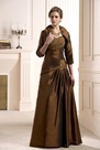Lace A-Line Sweetheart Neckline Floor-Length Mother of the Bride Dress