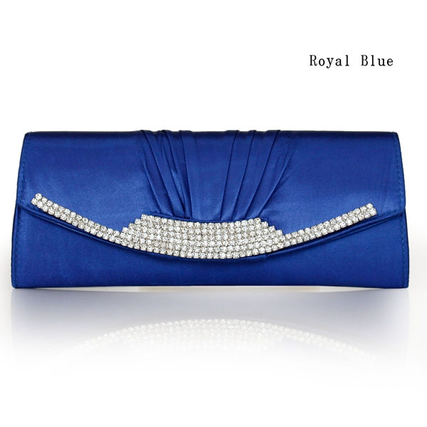 Discount Silk Rhinestone Evening/Wedding Handbag