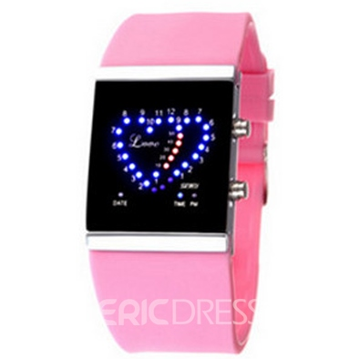 To Love Special Heart Watch