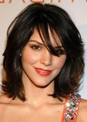 Ericdress Short Natural Wavy Remy Human Hair Capless Wig 14 Inches фото