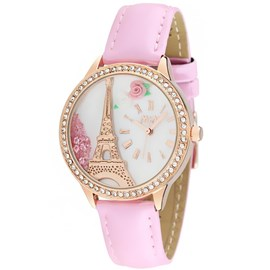 Vogue Classy Eiffel Tower Watch for Women