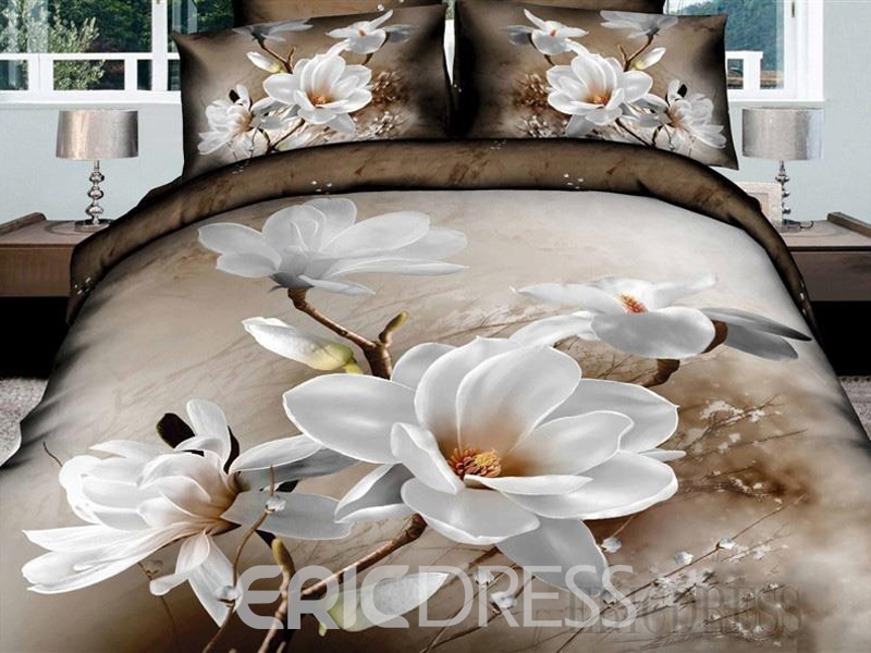 The Beauty Of Pure Vogue 3D Bedding Sets 10864943